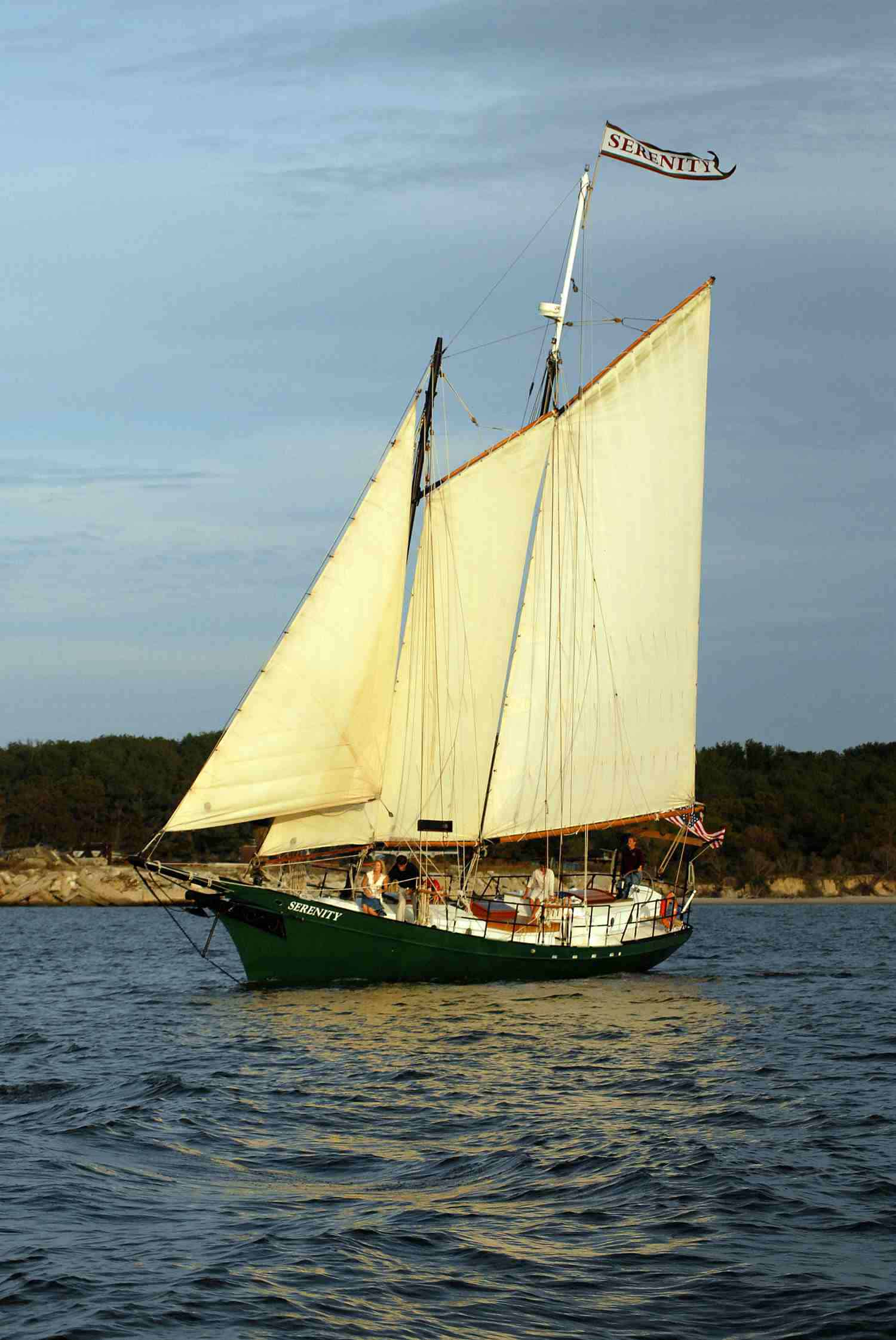 Sailing Saugatuck | Daily Tall Ship Cruises on the Schooner